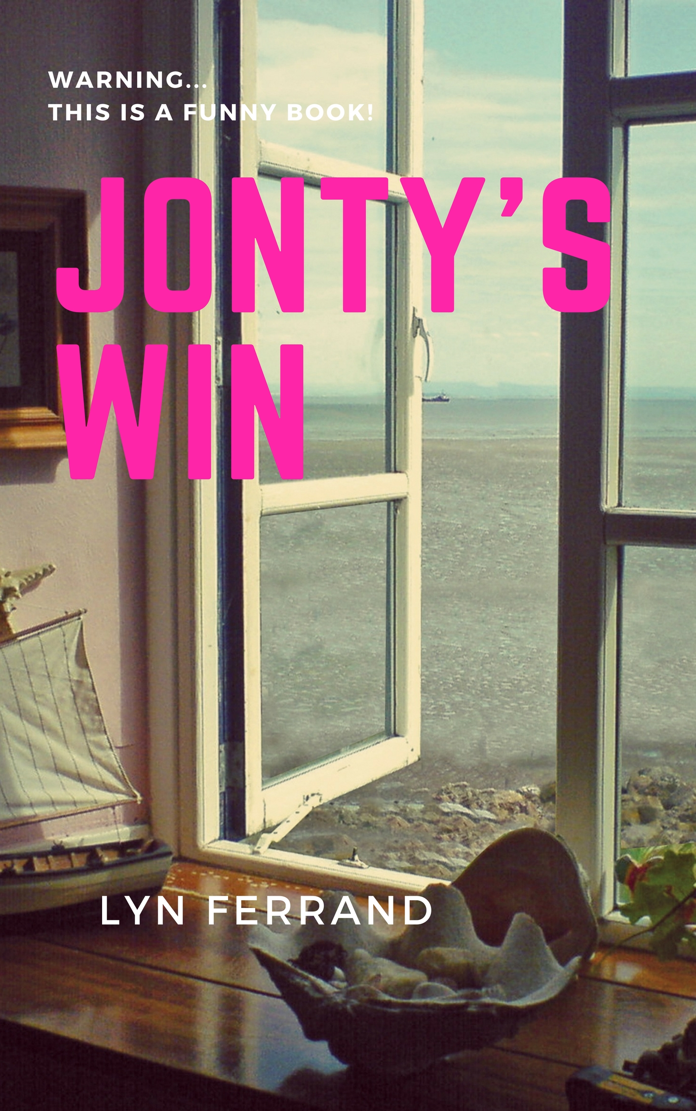 JONTY'S WIN – A NEW NOVEL BY LYN FERRAND