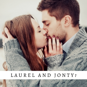 Laurel and Jonty